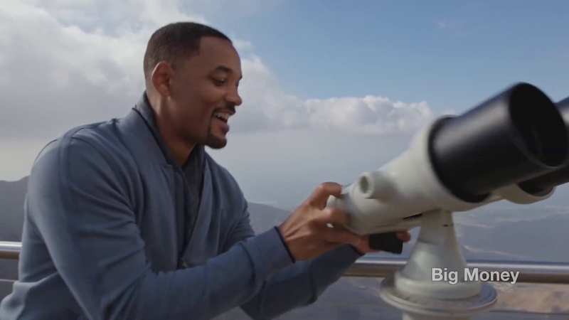 Will Smith looks at Rewind 2018s dislikes
