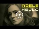 Adele Hello (Karaoke version)