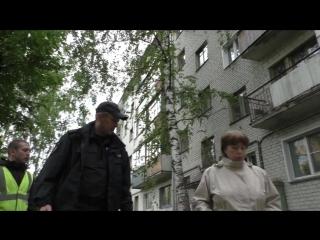 Грабитель в маске и с пистолетом напал на женщину, ул. Труда. 26.06.2018