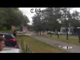 Мужчина взял в заложники посетителей магазина «Дикси» в Москве