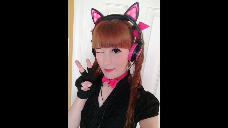 D.Va Black Cat Cosplay Makeup Tutorial