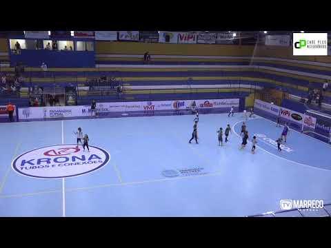 Campeonato Paranaense Série Ouro 2019 - Marreco Futsal x Foz Cataratas