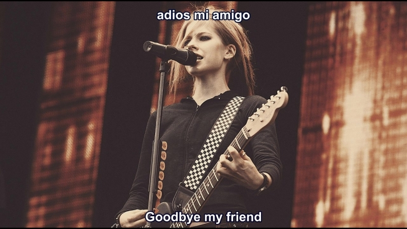 Avril Lavigne - Hello Heartache (Esp-Eng) - cGexXIi