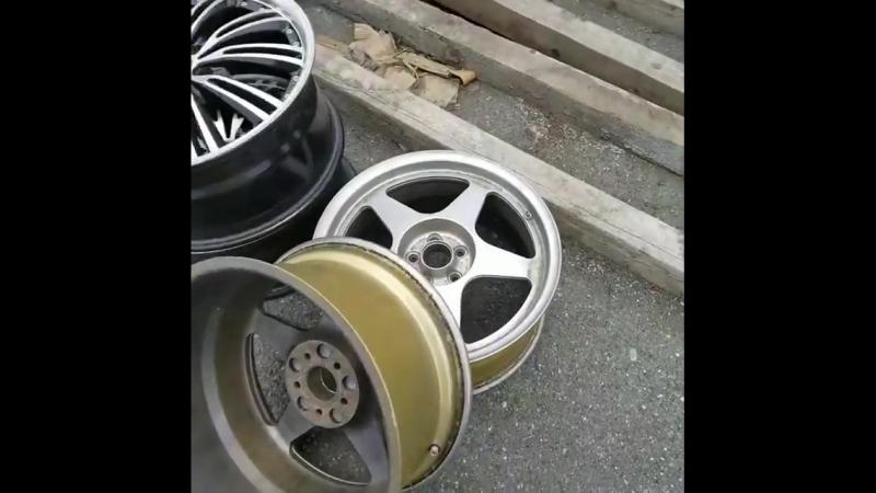 Пожалуй лучший выбор колес в Находке👆 , не наши это.