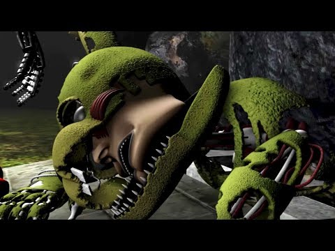 The fall of springtrap song