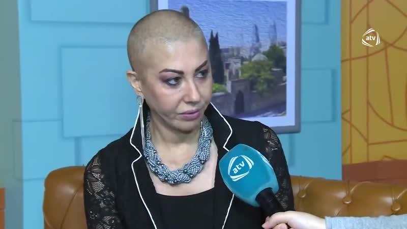 Азербайджанская ведущая Зульфия Байрамова: Рак отнял у меня самых родных людей. Азербайджан Azerbaijan БАКУ BAKU BAKI Карабах HD