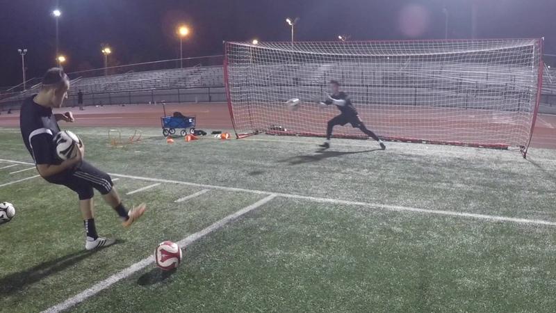Session 1 | Goalkeeper Training | Pro GK Academy