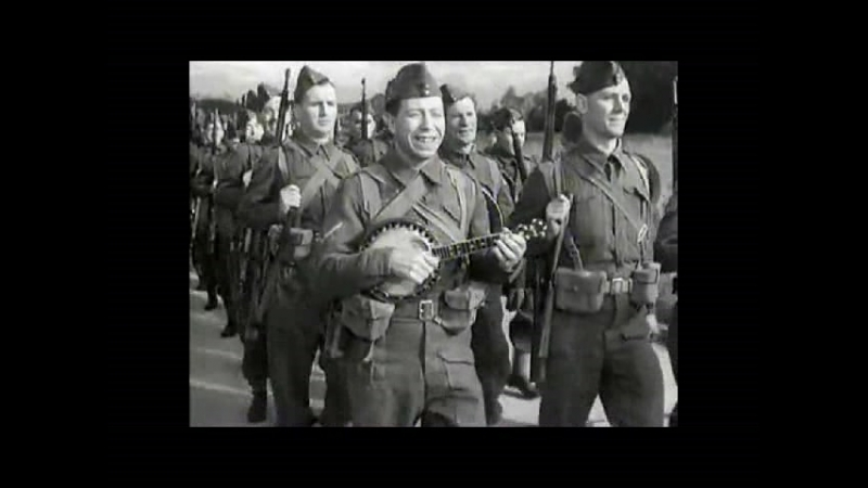 George Formby and his Banjo Uke Spiriting on the Troops