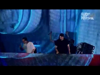 W&W and Groove Coverage - God Is A Girl [World's Biggest Guestlist Festival, Mumbai, India]