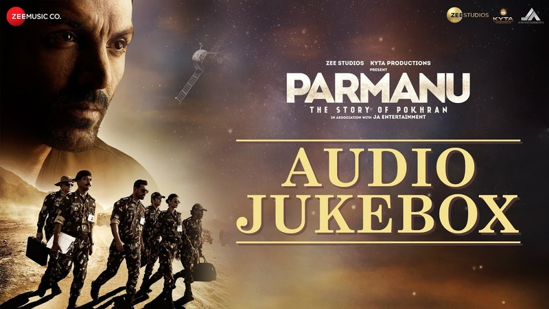 PARMANU:The Story Of Pokhran - Full Movie Audio Jukebox | John Abraham, Diana Penty Boman Irani