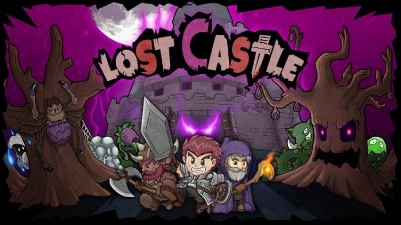 Стрим SnowormTV l Lost Castle ФАЗА 2 ПРОХОЖДЕНИЕ С ДЕВУШКОЙ
