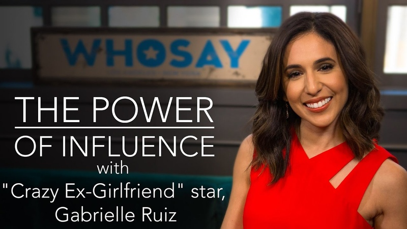 Gabrielle Ruiz Dives Into Her 'Crazy Ex Girlfriend' Character WHOSAY
