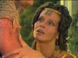 Александр Калягин и Любовь Полищук в телеспектакле Эзоп (1981) СССР
