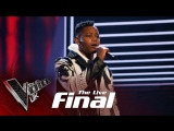 Donel Mangena - Let Me Love You (The Voice UK 2018)