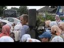 Климковский Крестный Ход 2018. Окрапление святой водой
