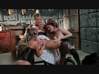 Samantha saint, penny pax, carter cruise scene cinderella xxx an axel braun parody