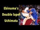 Ebinumas double lapel uchimata