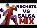 Mix Bachata VS Salsa 2018 Rommel Hunter - Marc Anthony