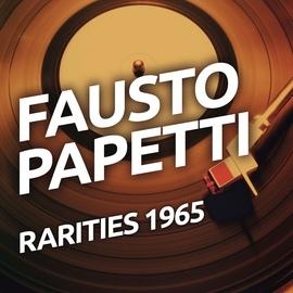 Fausto Papetti альбом Fausto Papetti - Rarities 1965