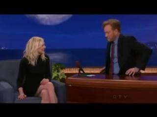 Kirsten Dunst speaks a little German