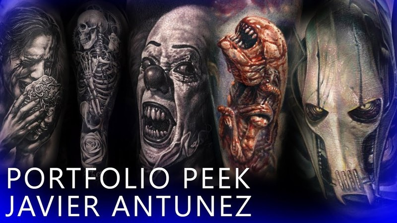 Portfolio Peek - Javier Antunez
