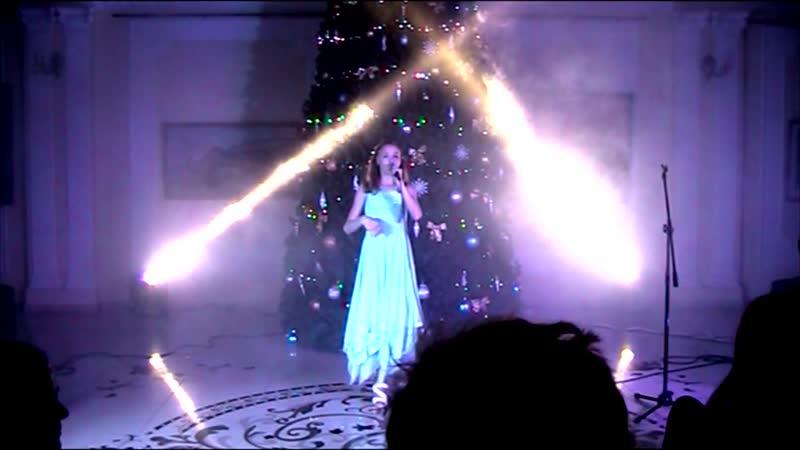 Новогодний экзамен по вокалу в ДШИ ч.1 (29.12.2018)