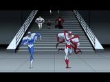 Justice League Ending Scene.