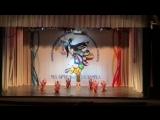 ПАРАДИГМА Средний концертный состав Шоу - балет МАГМА