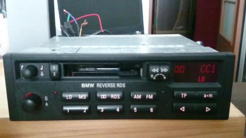 BMW Reverse RDS (BP3836)