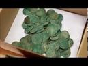 Vykdant Laivės al. rekonstrukcijos darbus rastas ąsotis su senovinėmis monetomis