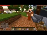 ДЕД GRANDPA ВЛЮБИЛСЯ В МЕНЯ (Анти-Грифер Шоу MINECRAFT PE) троллинг в майнкрафте ПЕ GRANNY гренни