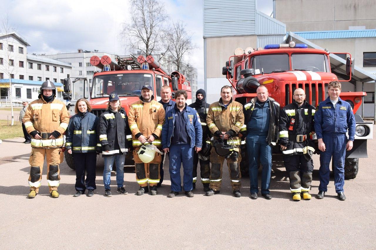 Картинки в честь праздника дня пожарного