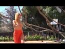Татьяна Котова голая в фотосессии Олега Зотова для журнала Maxim Россия 2018 HD 1080p