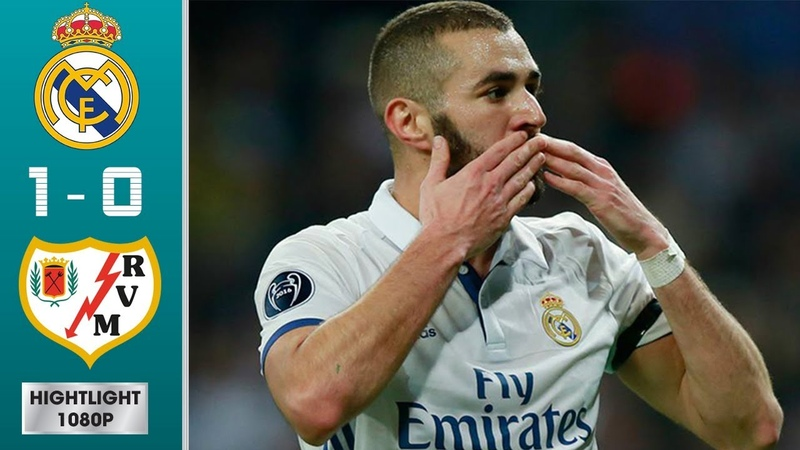 Real Madrid vs Rayo Vallecano 1-0 - All Goals Extended Highlights - 2018