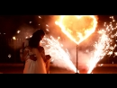 Огненно-пиротехническая церемония Сердце ( проект ПРИЯ, Красноярск)