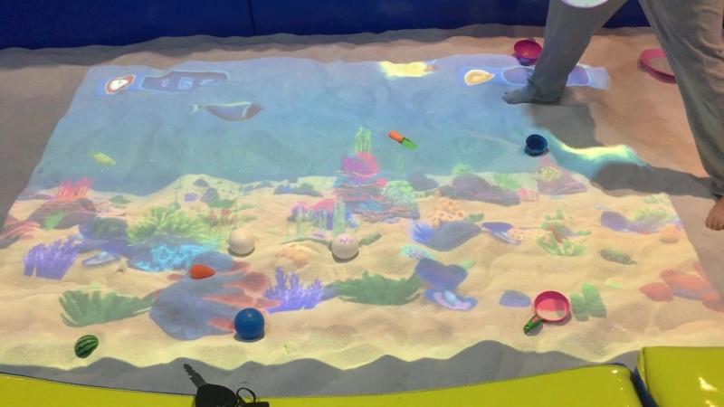 Interactive Beach