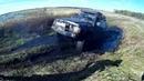 Ковров 4х4: Дорога от Пакино до д. Кижаны (Nissan Patrol Great Wall Safe УАЗ 31512)