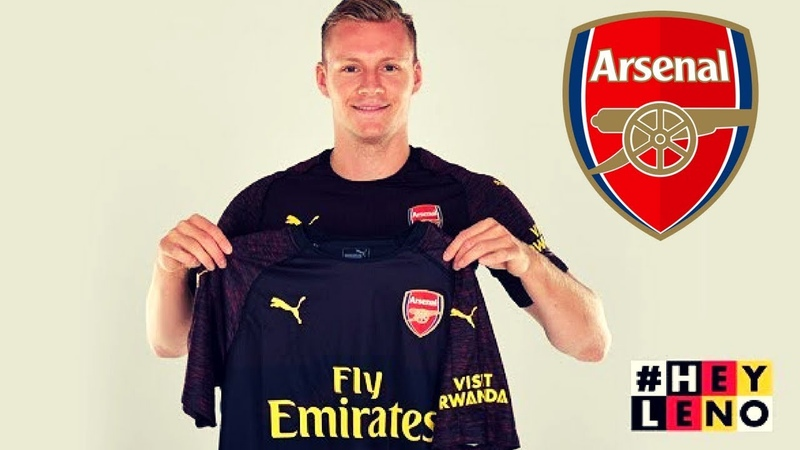 Bernd Leno - Welcome to Arsenal - Best Saves Ever