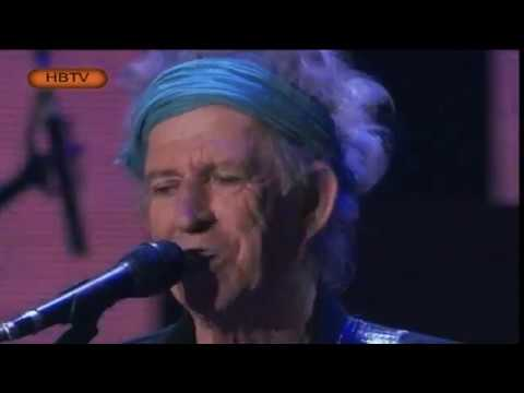 Vince Gill Eric Clapton Keith Urban Keith Richards Albert Lee live on stage Crossroads 2013