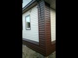 Обшили дом 127 м2 сайдингом. 8(8202) 61-05-01 8(8202) 60-88-83 rsm.35@mail.ru