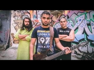 Bloodywood ft. Raoul Kerr - Ari Ari (Indian Street Metal) (2018)
