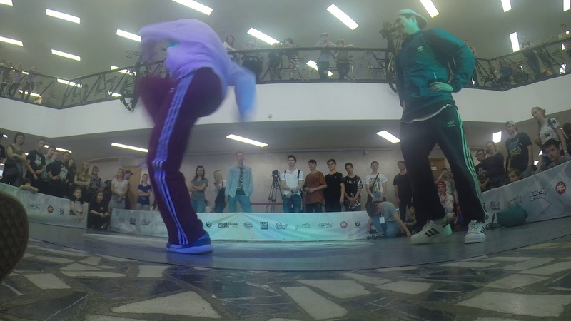 BE Y.OURSEL.F BATTLE HIP HOP PRO 1/2 Смирнов - Icetea