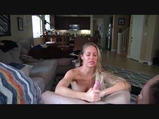 Домашка с порно звездой николь энистон
