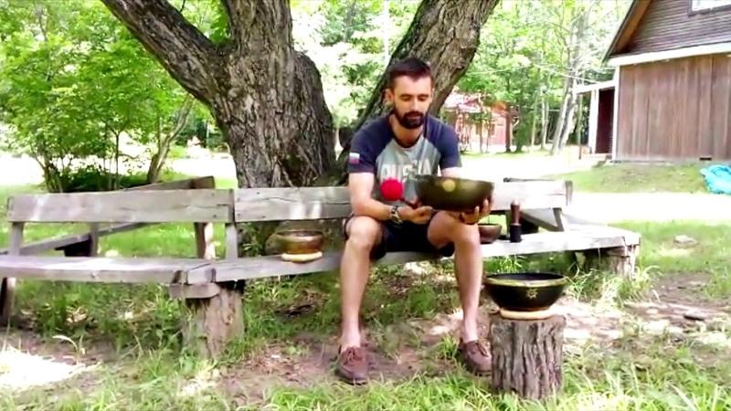 Отзыв о поющей чаше SVS Пётр Молодов (Владивосток)