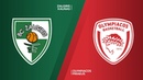 Zalgiris Kaunas - Olympiacos Piraeus Highlights   Turkish Airlines EuroLeague RS Round 11