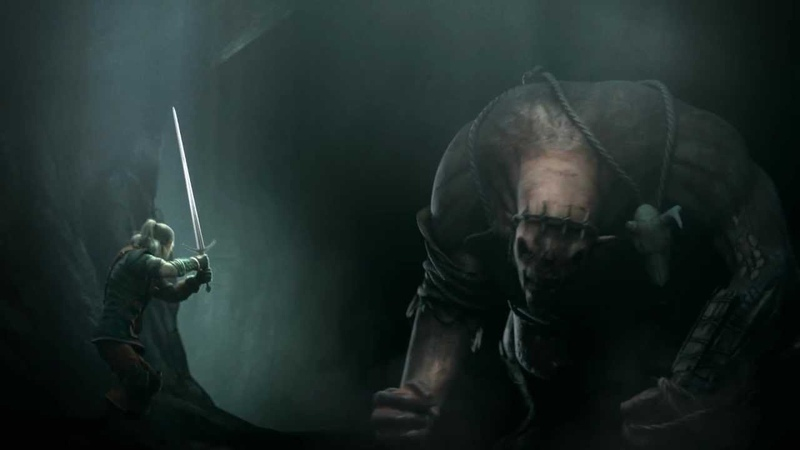 The Witcher 2 Xbox 360 Announcement Trailer