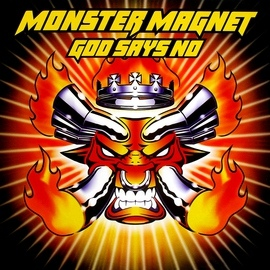 Monster Magnet альбом God Says No