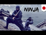 WEIRDEST Video of Real Ninjas Training - Inside ACTUAL Dojo Ninjutsu Japanese Martial Arts Spar