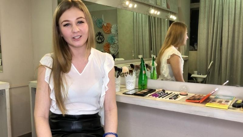 Отзыв о школе макияжа Черняевой Анны