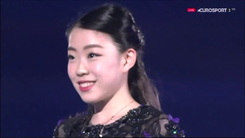 2018 NHK Rika Kihira EXEncore ESP